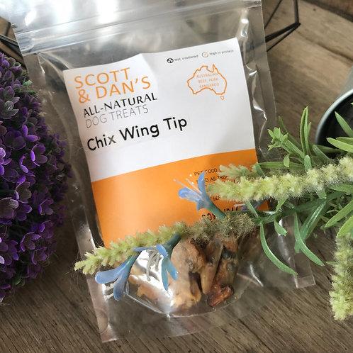 Scott & Dan's Chix Wing Tips 100g