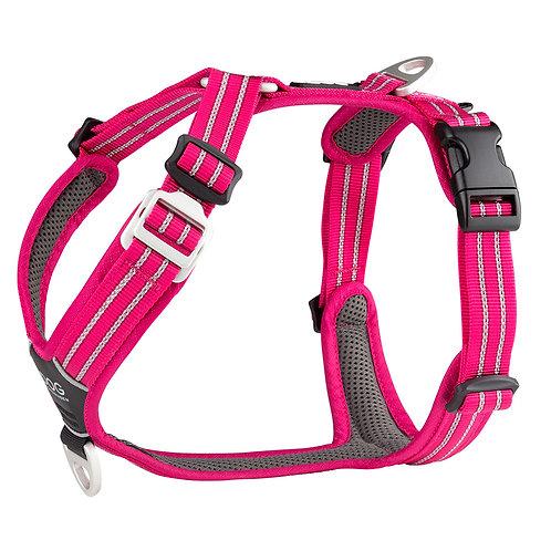 DOG Copenhagen - Comfort Walk Air Harness Wild Rose (5 Sizes)