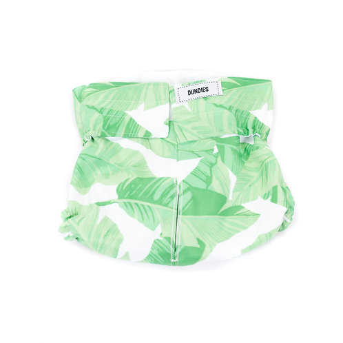 Dundies Snappie-Tropical (1 Shell & 1 Insert)