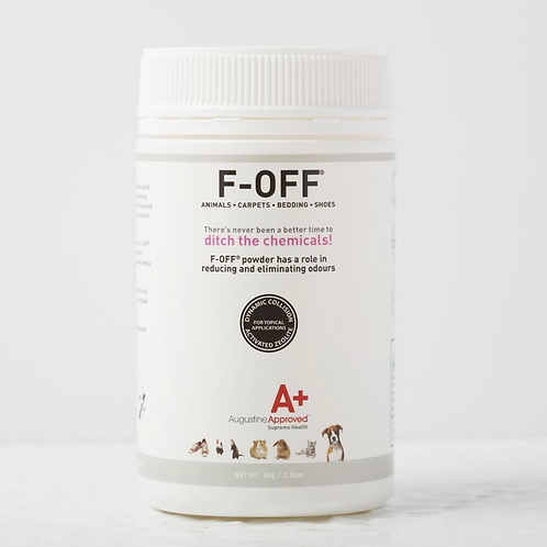 Augustine Approved F-Off 80g