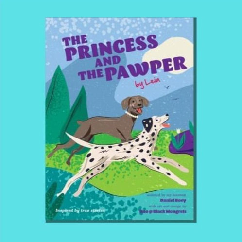 Book: The Princess and the Pawper (Part of proceeds will be donated to ASD)