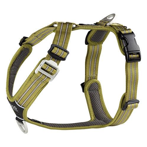DOG Copenhagen - Comfort Walk Air Harness Hunting Green (5 Sizes)