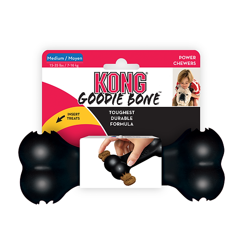 KONG® Extreme Goodie Bone™ (2 sizes)