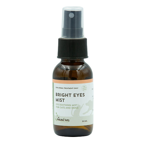 The Natural Vets - Bright Eye Mist 50ml