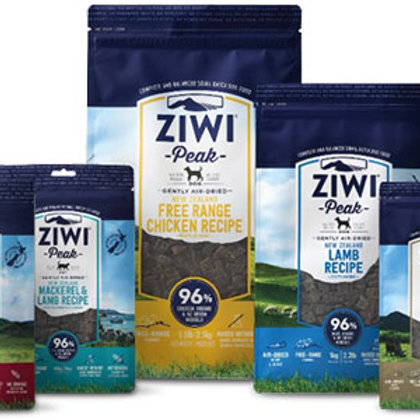 Ziwi Peak Gently Air Dried - 454g (5 Flavours)