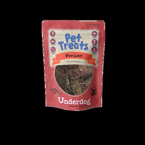 Underdog Pet Treats - Venison