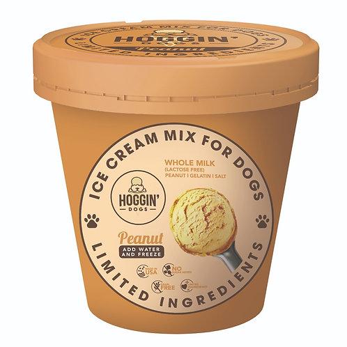 Hoggin' Dogs Ice Cream Mix-Peanut Butter (2 Sizes)