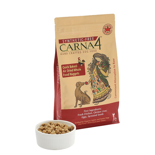 CARNA4: Quick Baked Air Dried Nugget (3 Flavours)