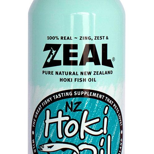 Clearance: Zeal® Pure Natural New Zealand Hoki Fish Oil 225ml