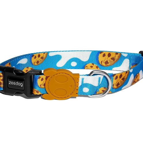 Zee.Dog Collar-Milky