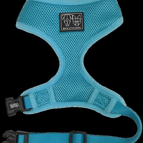 Big & Little Dogs Classic Harness-Blue