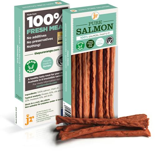 JR-Pure Salmon Sticks (50g)