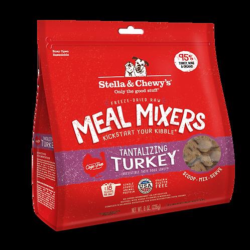 Stella & Chewy's Meal Mixers - Tantalizing Turkey (8oz & 18oz)