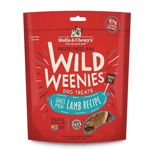 Stella & Chewy's Wild Weenies - Grass-Fed Lamb Recipe (3.25oz)