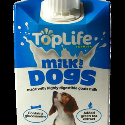 Top Life Goat Milk for Dog 200ml