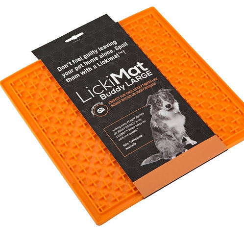 LICKIMAT®BUDDY LARGE (Available in 2 colours)