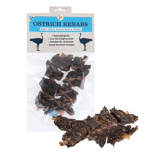 JR-Ostrich Kebabs (2 sticks)
