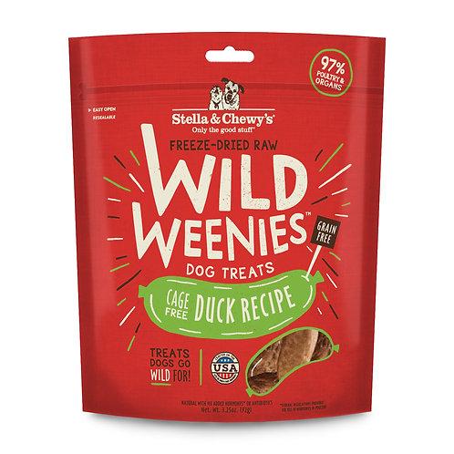 Stella & Chewy's Wild Weenies - Cage-Free Duck Recipe (3.25oz)