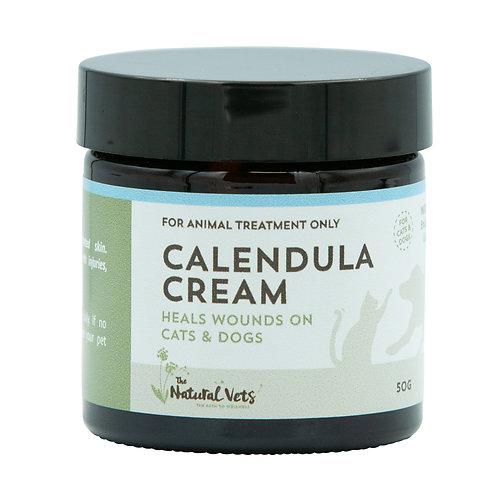 The Natural Vets - Calendula Cream 50g