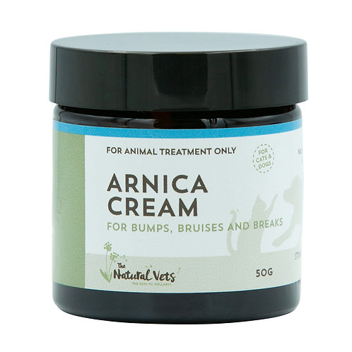 The Natural Vets - Arnica Cream 50g