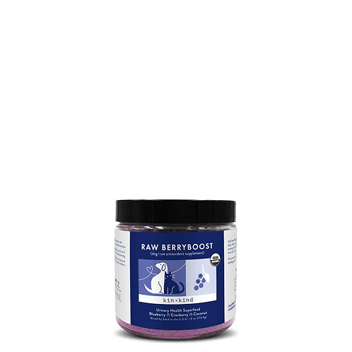 kin+kind BerryBoost (Urinary Tract Health Support for Dogs & Cats)
