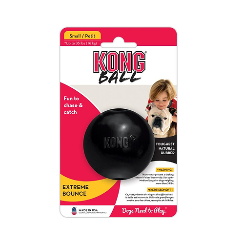 KONG® Extreme Ball with Hole (2 sizes)