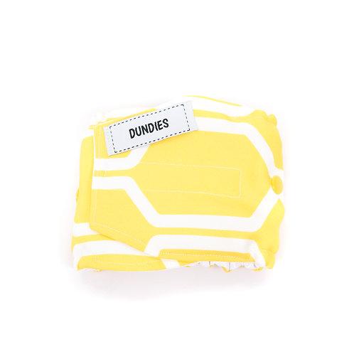 Dundies Belly Band-LIMITED EDITION Pineapple