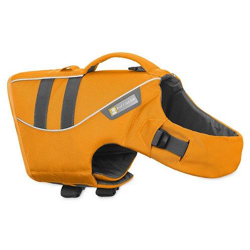 Ruffwear Float Coat Dog Life Jacket - Orange Wave (6 sizes)