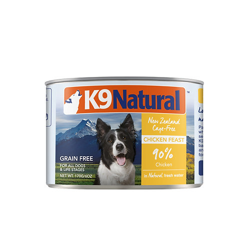 K9 Natural Canned - Chicken (2 sizes)