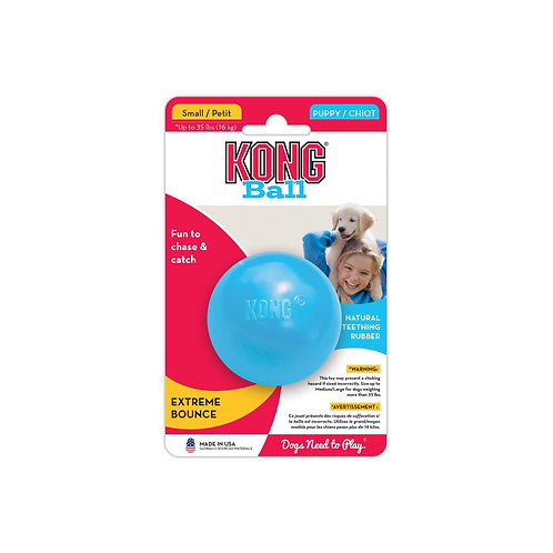 KONG® Puppy Ball (2 colours/2 sizes)