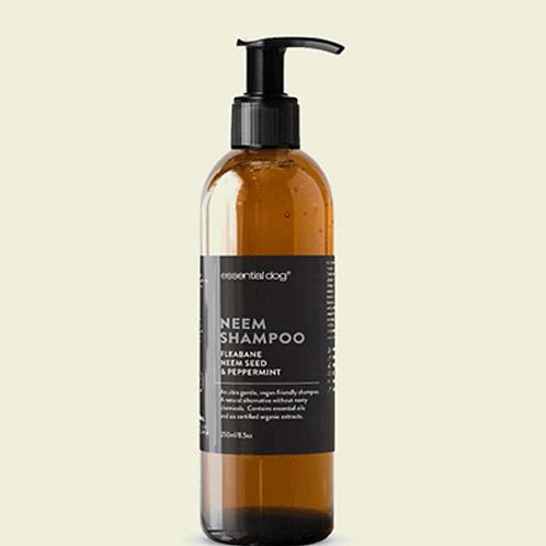 Essential Dog Shampoo: Neem Seed, Fleabane & Peppermint