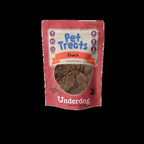 Underdog Pet Treats - Duck