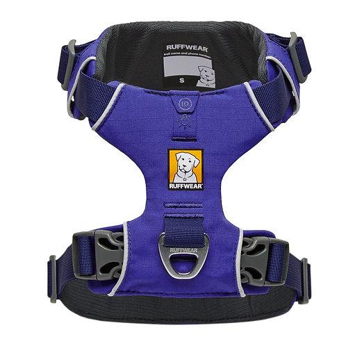 Ruffwear Front Range® Dog Harness - Huckleberry Blue (5 sizes)