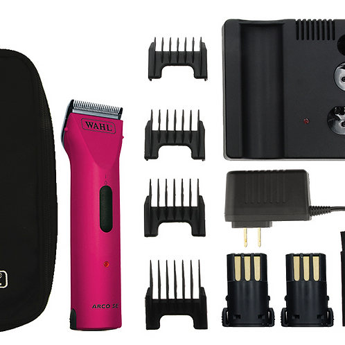 WAHL Professional Arco Clipper (Hot Pink)