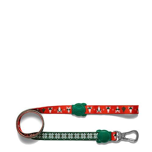 Zee.Dog Leash-Rudolph