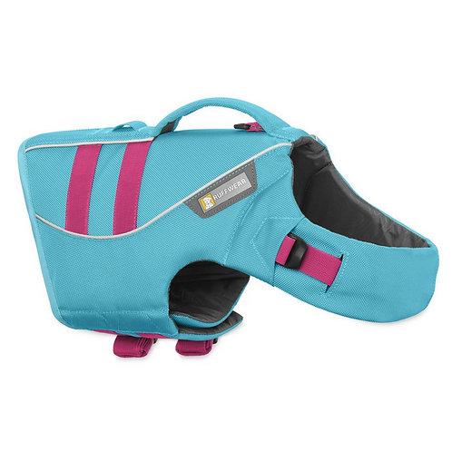 Ruffwear Float Coat Dog Life Jacket - Blue Atoll (6 sizes)