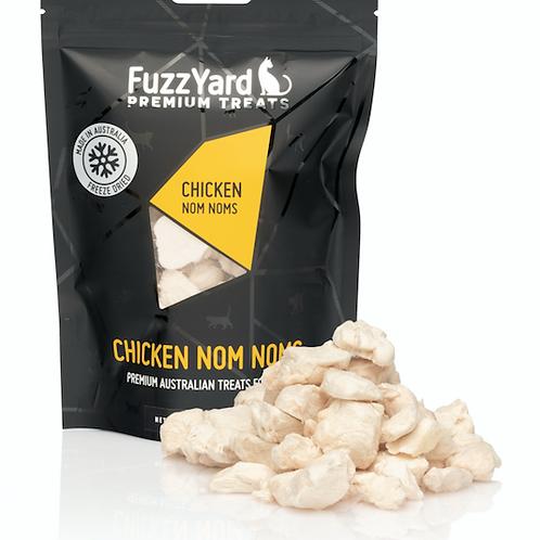 Fuzzyard Premium Cat Treats-Chicken Nom Noms