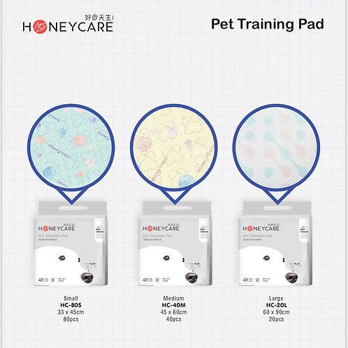 Honeycare Pet Training Pet