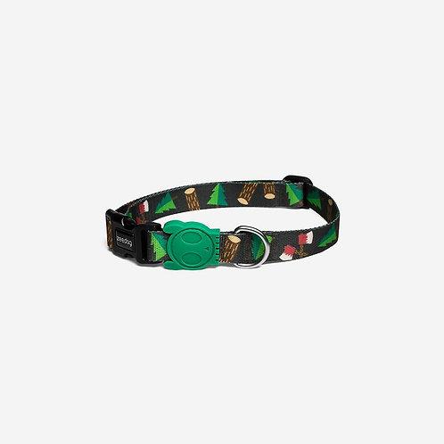 Zee.Dog Collar-Woods