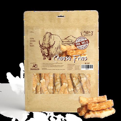 Absolute Bites - Himalayan Yak Cheese Fries Dog Treats 280g