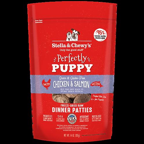 Stella & Chewy's Puppy Dinner Patties (14oz) - Chicken & Salmon