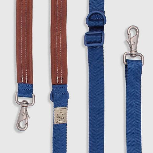 Sputnik: Multi-Function Dog Leash (Blue)