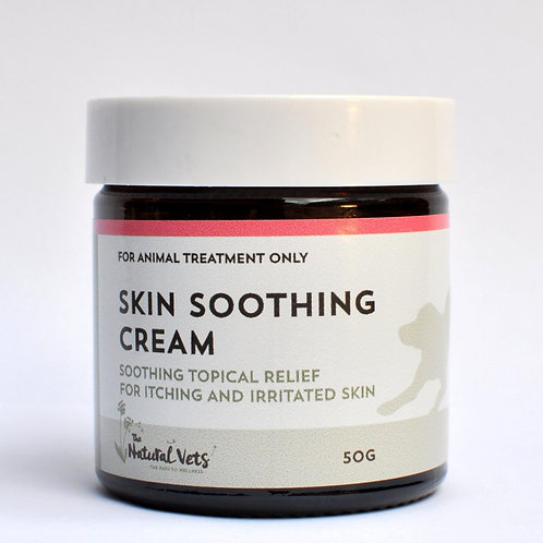 The Natural Vets - Skin Soothing Cream 50g
