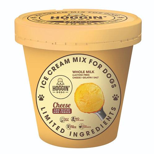 Hoggin' Dogs Ice Cream Mix-Cheese (2 Sizes)