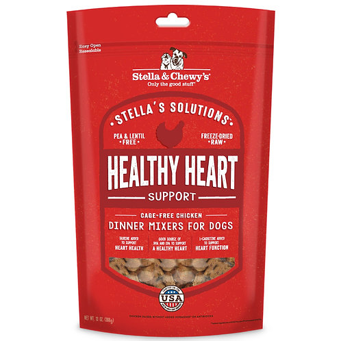 Stella's Solutions: Healthy Heart Support Cage-Free Chicken (13oz)