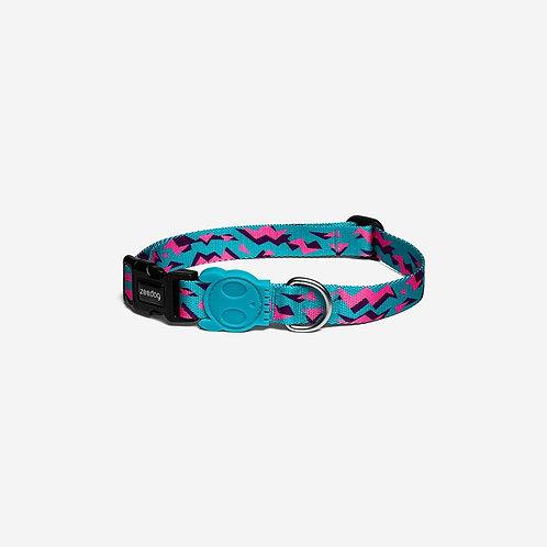 Zee.Dog Collar-Crosby