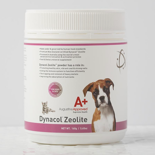 Augustine Approved Dynacol Zeolite for Canines & Felines (2 Sizes)