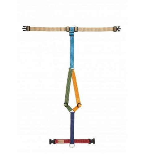 Haqihana Multicolour Harness