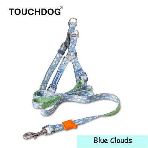 Touchdog Harness & Lead Set (Available in 5 designs)