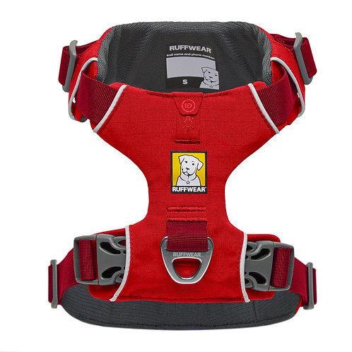 Ruffwear Front Range® Dog Harness - Red Sumac (5 sizes)